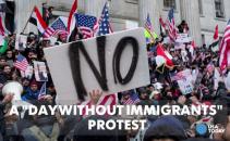 imigranti protest