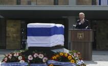 Vicepresedintele SUA Joe biden la ceremonia dedicata lui Ariel Sharon