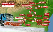 harta drumuri
