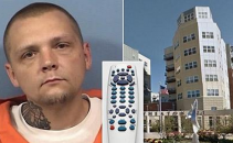 Condamnat la 22 de ani de inchisoare pentru ca a furat o telecomanda