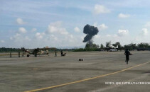 accident aviatic Thailanda