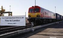 tren China
