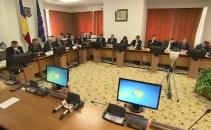 comisie de ancheta, Parlament