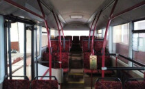 interior autobuz buzau