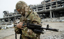 separatist pro-rus din Donetk