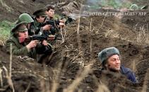 separatisti transnistreni si cazaci in razboiul din Transnistria, 1992
