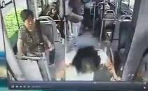 autobuz, china, femeie injunghiata