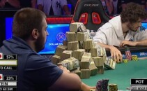 Cea mai nebuna mana de poker pe care ai vazut-o vreodata! A pariat milioane de dolari si avea doar 7% sanse de castig! Ce s-a intamplat