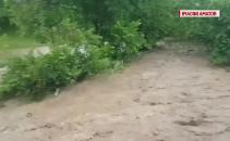Furtuni torentiale si strazi inundate in mai multe judete din tara