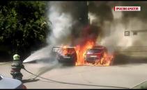 Incendiu in a apropierea Judecatoriei din Vaslui