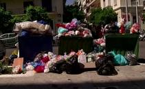 Atena, invadata de gunoaie