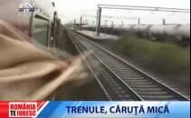 Romania, te iubesc: Trenule, caruta mica!