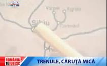 Romania, te iubesc: Trenule, caruta mica