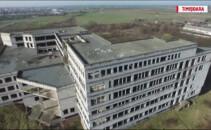 spital abadonat Timisoara