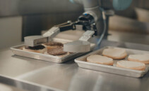 robot burgeri sua