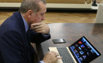 Recep Erdogan la calculator