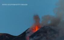 eruptie a vulcanului Etna