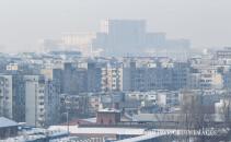 Bucuresti, ceata