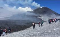 eruptie vulcan Etna