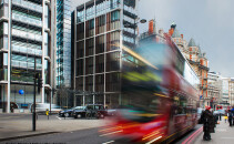 autobuz in Londra