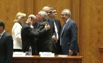 Jean Claude Juncker, Traian Basescu