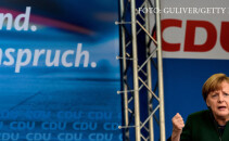 Angela Merkel, alegeri Renania