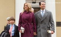 Donald Trump Jr. si fiul sau Donald John III