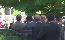Recep Tayyip Erdogan, kurzi, bodyguarzi, bataie,