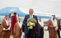 Trump in vizita in Arabia Saudita