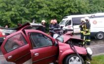 Accident Cernica