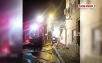 Incendiu in Constanta