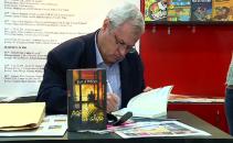 Rasvan Popescu, lansare, carte