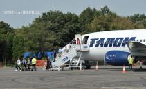 Festivitatea de inaugurare a noii piste a Aeroportului International Iasi;