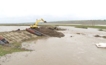inundatii in judetul Galati