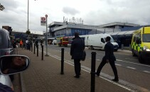 incident London City Airport