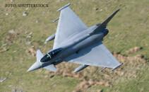 Eurofighter Typhoon, avion multirol al RAF