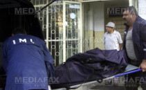 Cadavrul a fost transportat la morga