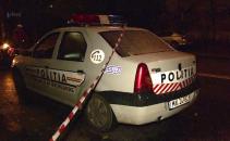 masina politie, ancheta