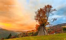 peisaj de toamna din Romania