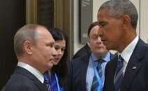 Privirea ucigatoare pe care Obama i-a aruncat-o lui Putin. SUA si Rusia nu au reusit sa ajunga la un acord privind Siria