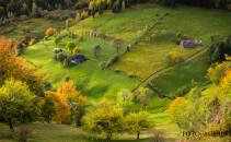 toamna, Romania