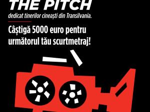 Concursul The Pitch ajunge in Transilvania, la TIFF. Premiul: 5.000 de euro pentru un scurtmetraj