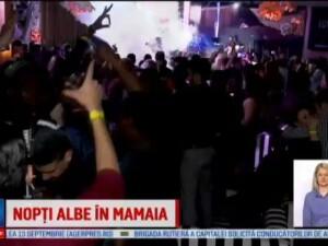 Primele petreceri de 1 Mai pe litoral. Cum s-au distrat tinerii in Vama Veche si Mamaia, in ciuda frigului