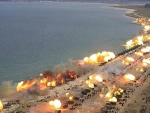 exercitiu militar Coreea de Nord