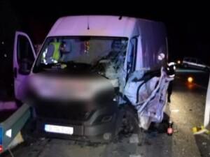 Grav accident de circulatie langa Cluj. Trei persoane, printre care si un copil, in stare grava la spital