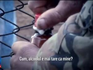 Povestea lui Nelu Muzicuta, barbatul care a pierdut totul din cauza alcoolului. Cum i-a salvat viata instrumentul muzical