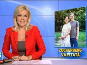 Mark Zuckerberg si sotia lui, Priscilla Chan, vor deveni parinti. Urmeaza un nou capitol in viata mea