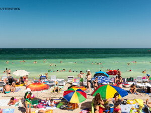 plaja la Mamaia FOTO SHUTTERSTOCK