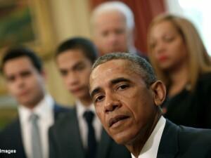 Barack Obama Getty