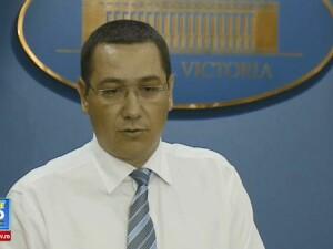 Ponta: Salariile din sanatate cresc cu 25 din octombrie si in doi ani se dubleaza. Lege pentru